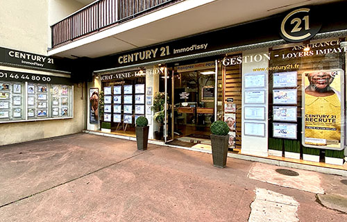Agence immobilière CENTURY 21 Immod'Issy, 92130 ISSY LES MOULINEAUX